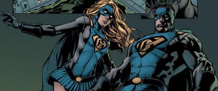Batman Rebirth tome 1 extrait Gotham Gotham Girl