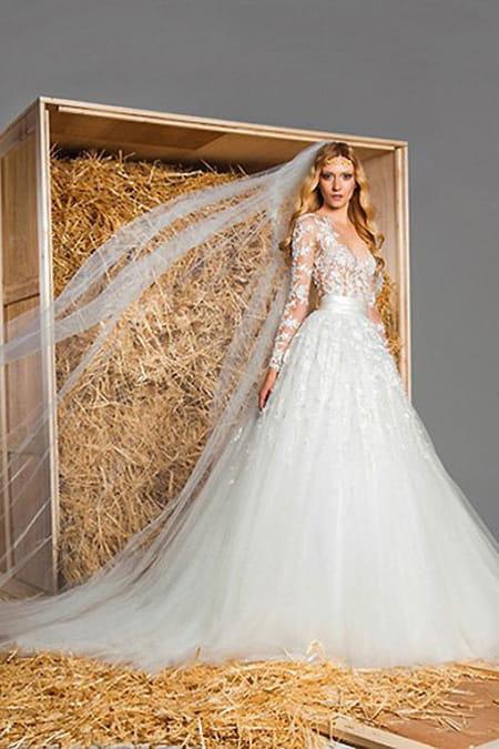 فساتين زفاف زهير مراد 829531