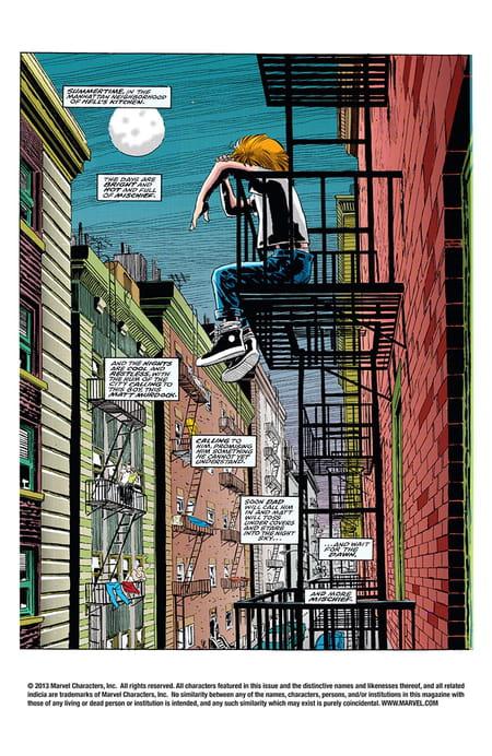 Daredevil - Édition 20 ans - L'Homme sans peur - extrait