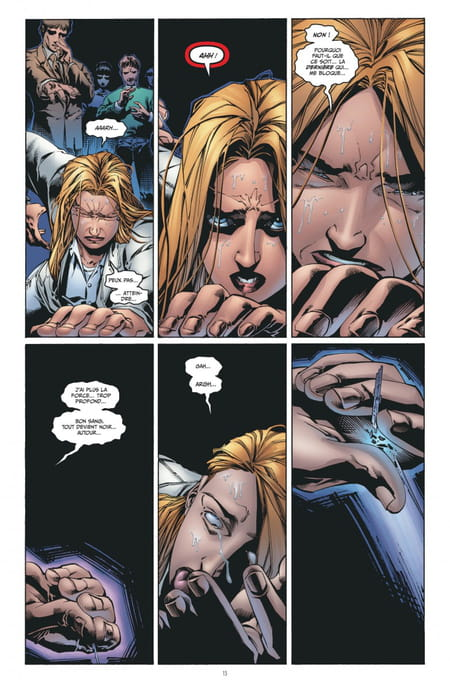 Extrait de The Authority volume 2 Les années Stormwatch - Jenny Parks