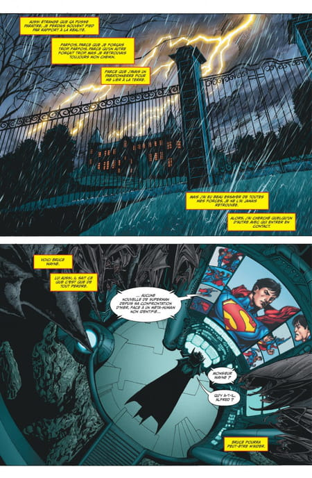 DC Univers Rebirth extrait