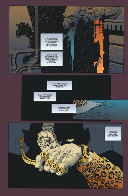 Batman Cité brisée et autres histoire extrait