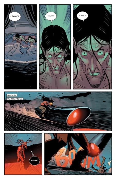East of West tome 6 extrait