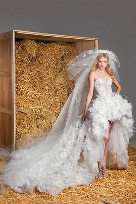 فساتين زفاف زهير مراد 829544