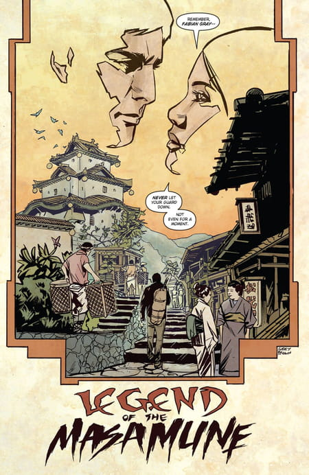 Five Ghosts tome 2 Japon