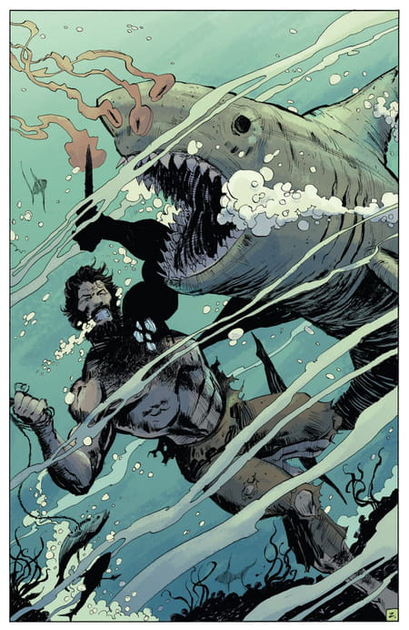 Five Ghosts tome 2 Fabian Gray