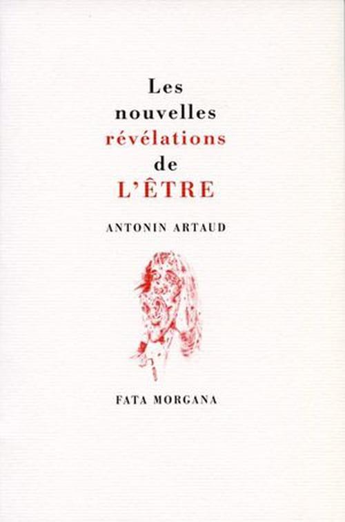 Au début la fin - Antonin Artaud