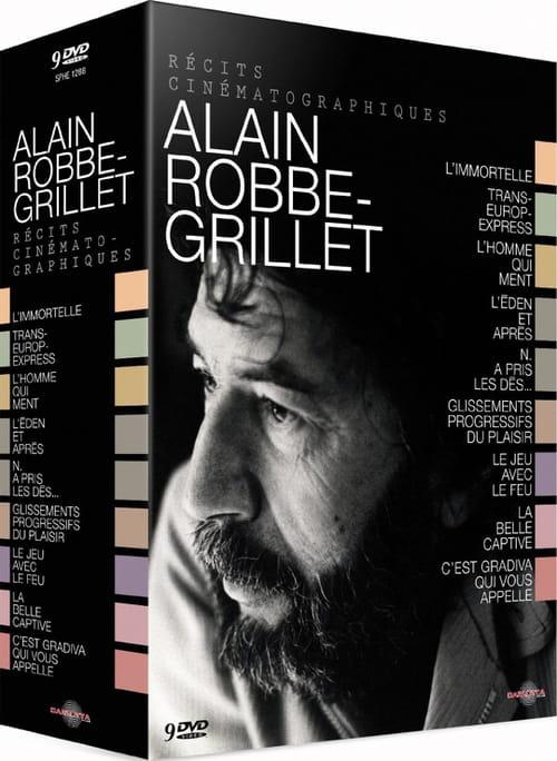 Alain Robbe-Grillet et les glissements progressifs du désir