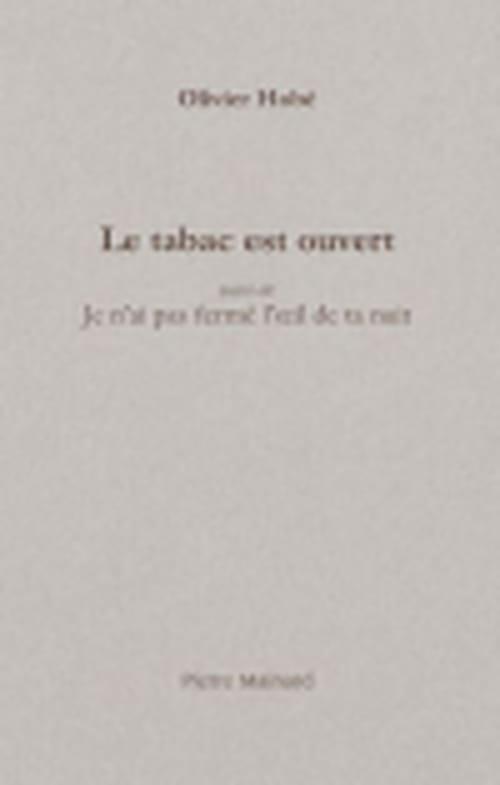 Olivier Hobé, portrait du poète en merle moqueur