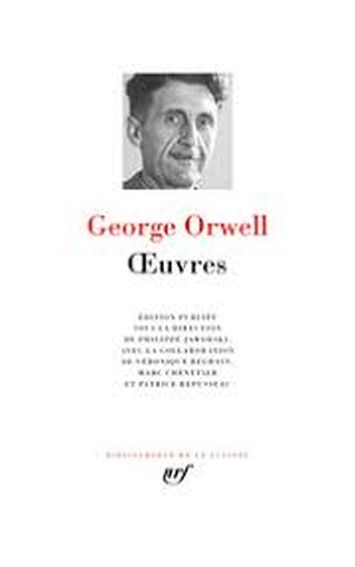 """Le """"néoparler"""" de Georges Orwell"""
