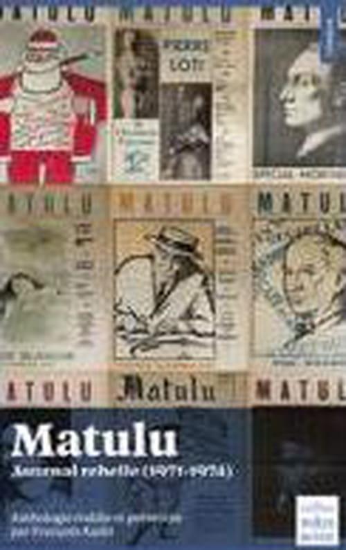 Matulu, dépolluant culturel