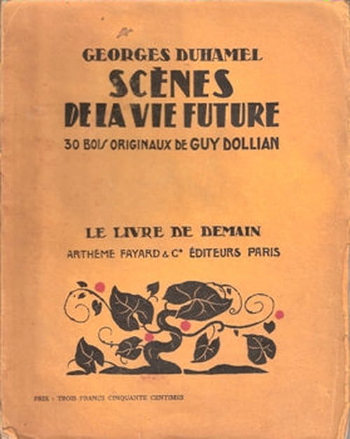 Les jachères de la littérature française [2/3]