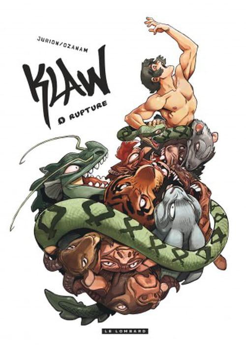 Klaw, 4 : rupture