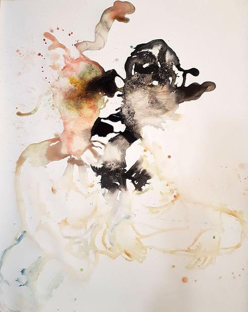 Les Ghost Dogs de Chloé Julien