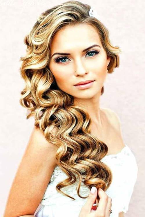 صور تسريحات شعر للعرائس جديدة - Photos hairstyles for brides new