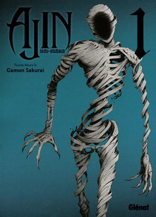Ajins, semi-humain, tome 1