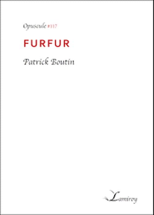 "Furfur et ""The Servant"" - Patrick Boutin"