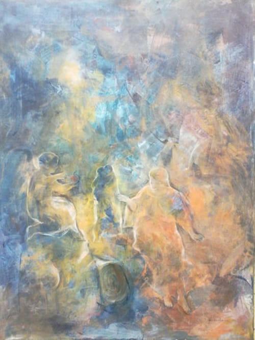 Béatitudes et rédemptions de Maria Foskolaki