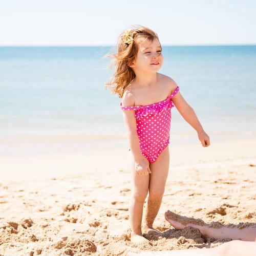 Bambine in costume da bagno consigli alla moda - Bagno alla paraffina ...