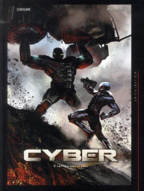 """""""Cyber tome 2"""", la vengeance de Robocop"""