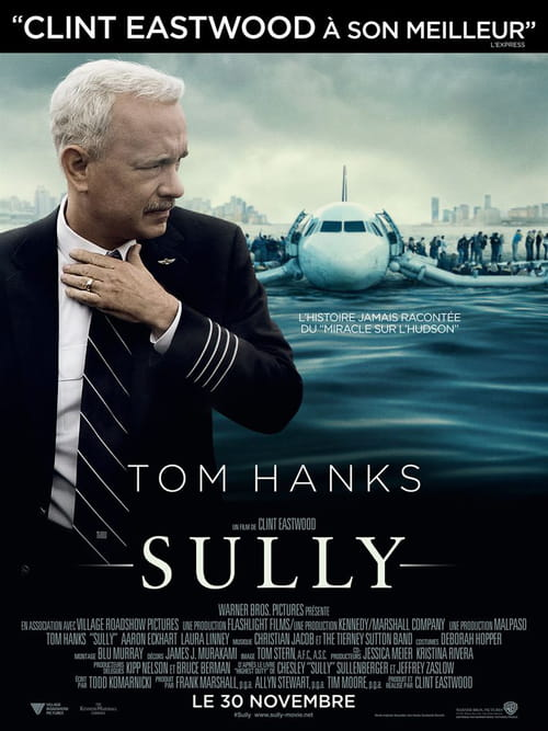 """Sully"", de Clint Eastwood"