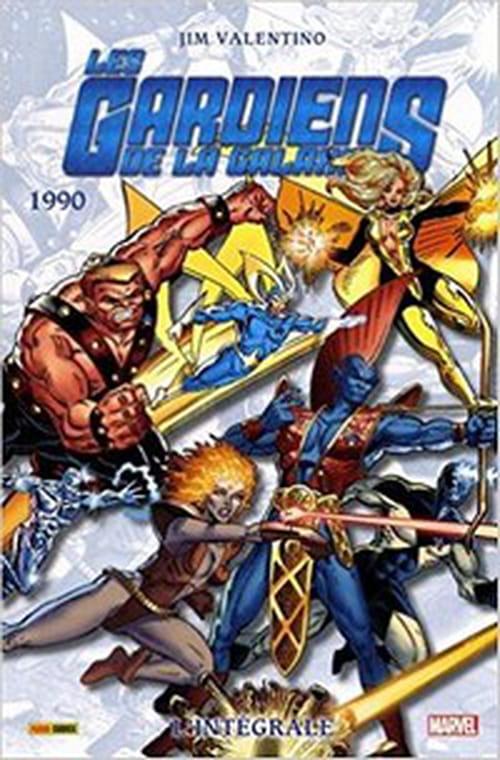 Les Gardiens de la galaxie – l'intégrale 1990
