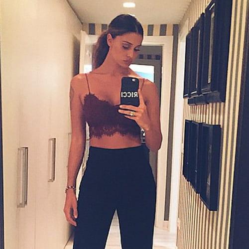Shopping ecco il selfie in camerino per essere come bel n for Aspirare significato