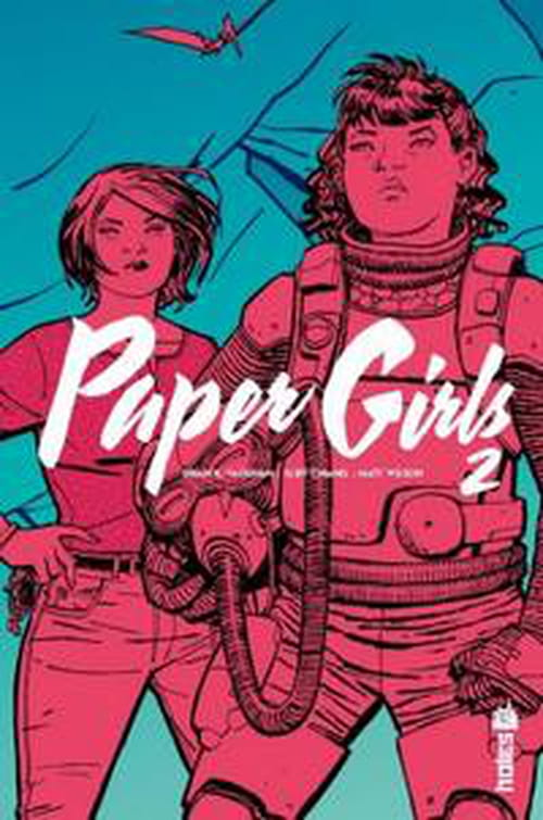 Paper Girls, tome 2