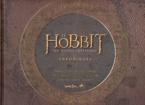 Le Hobbit, Un Voyage Inattendu - Chroniques, art et design