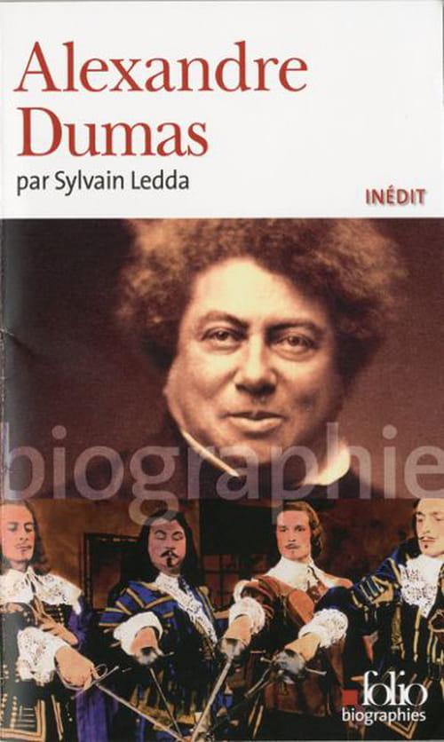Libre, l'Alexandre Dumas de Sylvain Ledda