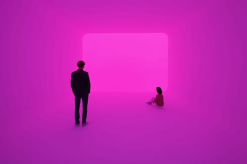 James Turrell : l'évidement évidemment