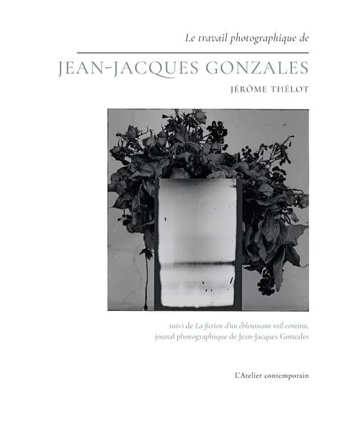 Jean-Jacques Gonzales par  Jérôme Thélot : l'exercice de la photographie