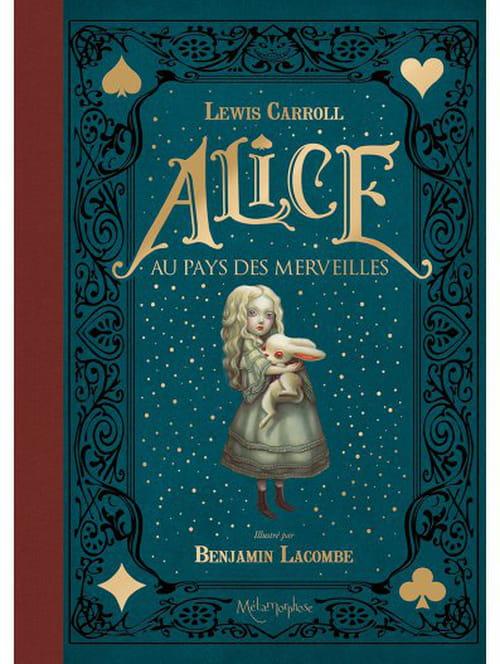 Benjamin Lacombe sublime Alice