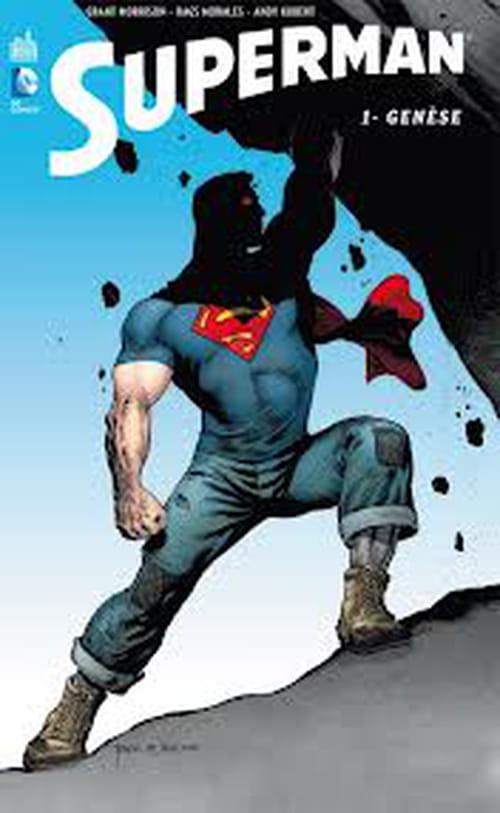 Superman action comics : nouvelle aube pour l'homme d'acier