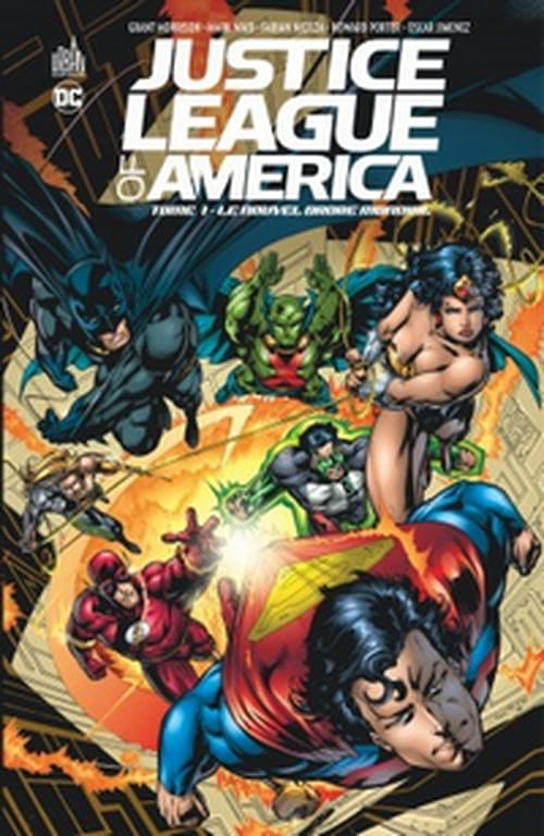 Justice League of America, tome 1 – Le Nouvel Ordre mondial