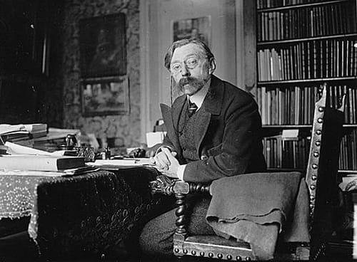 27 novembre 1916: Décès d'Émile Verhaeren