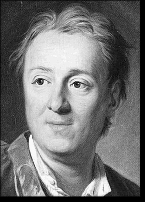 5 octobre 1713 : naissance de Denis Diderot