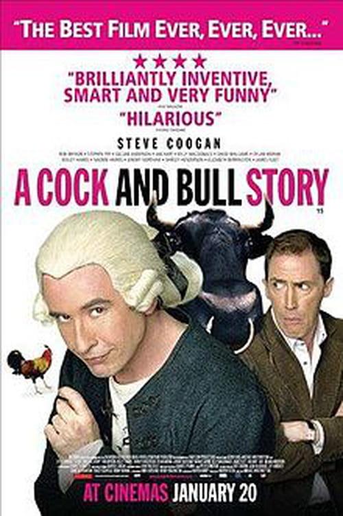 """Avec """"Tristram Shandy: A cock and bull story"""", Michael Winterbottom a réussi l'impossible : adapter le roman sur le roman de Lawrence Sterne"""