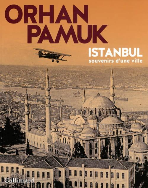 Orhan Pamuk, les mémoires d'Istanbul