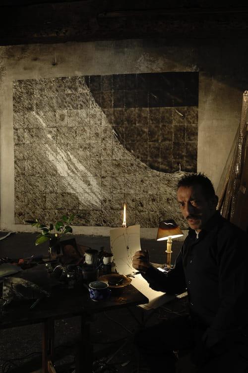 Jean-Paul Marcheschi, L'œuvre au noir
