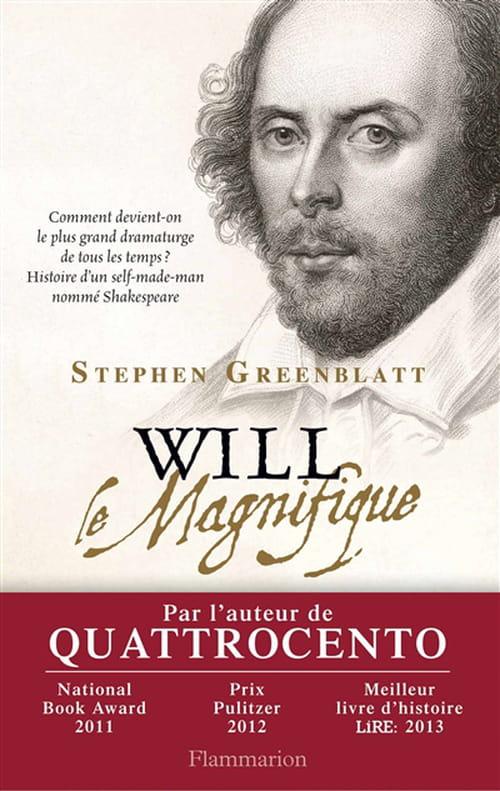 Will le magnifique de Stephen GREENBLATT