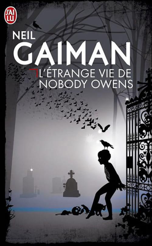 """""""L'Etrange vie de Nobody Owens"""", conte gothique de Neil Gaiman"""