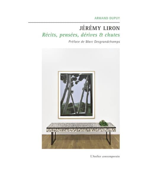 """Armand Dupuy """"lecteur"""" de Jérémy Liron"""