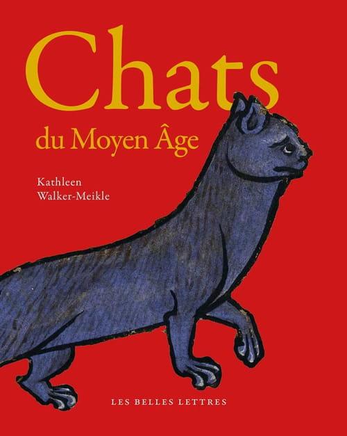 Kathleen Walker-Meikle, Chats du Moyen Âge : en majesté !