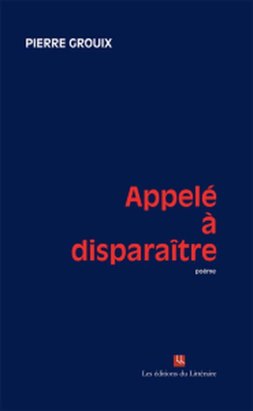 Pierre Grouix et le temps suspendu