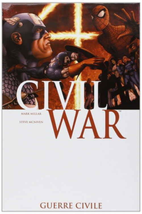 Civil War, tome 1 – Guerre civile