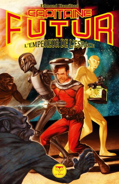 Capitaine Futur, l'empereur de l'espace, le mythe du héros