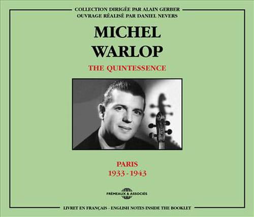 The Quintessence de Michel Warlop : la fin du purgatoire ?