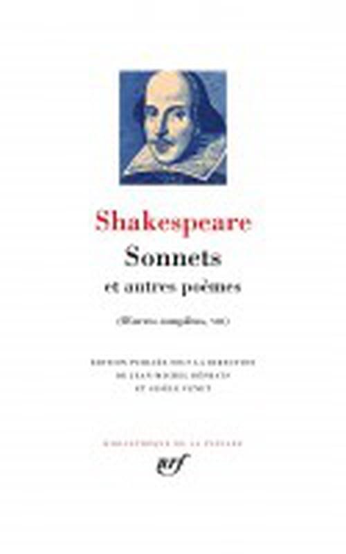 Shakespeare et le feu souterrain des poèmes