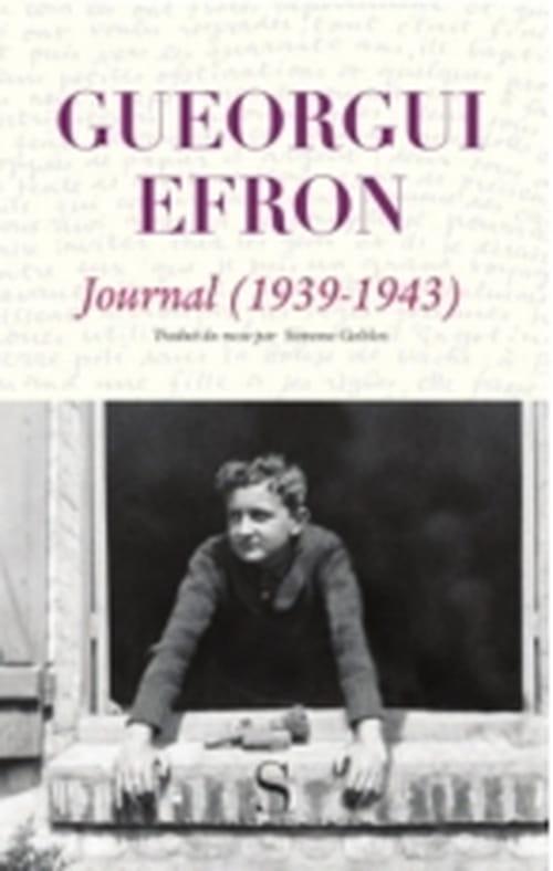 Murr l'exilé, Gueorgui Efron, Journal (1939-1943)